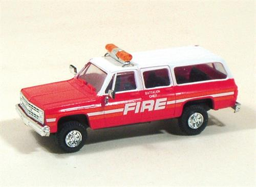 Fire Chief (Chevrolet) - H0 - Trident