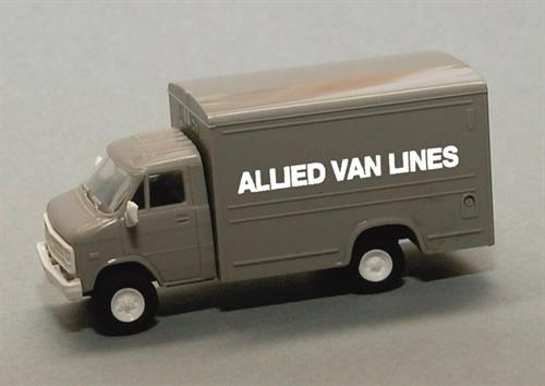 """Allied Van Lines"" (Chevrolet) - H0 - Trident"