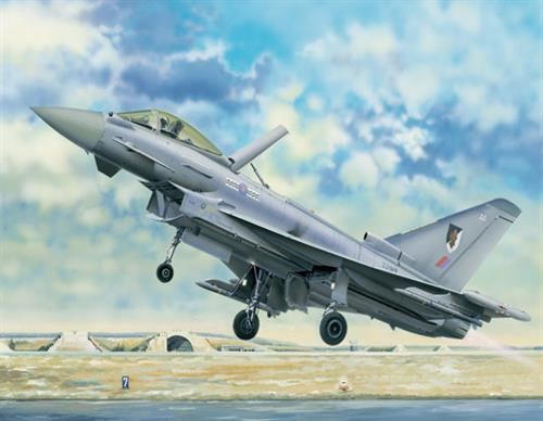 EF-2000 Eurofighter Typhoon - 1:32 - Trumpeter