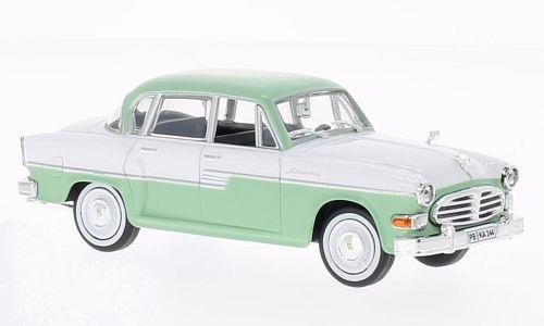 Sachsenring P240 (1958), light-green/white - 1:43 - WhiteBox