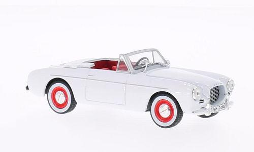 Volvo P1900 (1956), white - 1:43 - WhiteBox