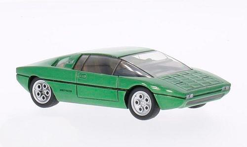 Lamborghini Bravo (1974), metallic-green - 1:43 - WhiteBox