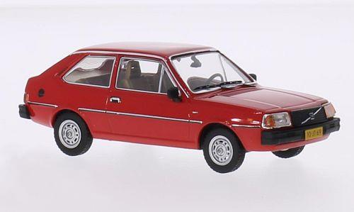 Volvo 343 (1976), red - 1:43 - WhiteBox