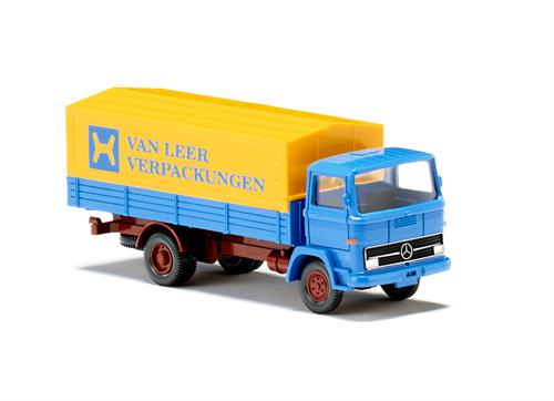 "Mercedes-Benz 1317 ""Van Leer"" - 1:87 / H0 - Wiking"
