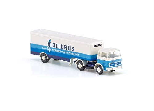 "Mercedes-Benz 1620 ""Mollerus"" - 1:87 / H0 - Wiking"