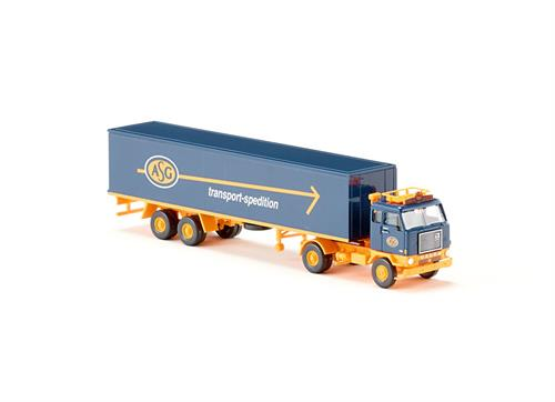 "Volvo F88 ""ASG"" - 1:87 / H0 - Wiking"