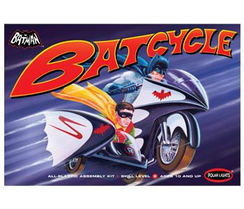 "1966 Batcycle (""Batman"" TV-serie 1966) - 1:25 - Polar Lights"