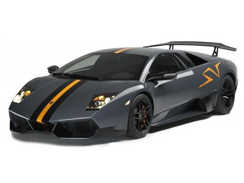 Lamborghini Murcielago LP670-4 SV China Limited Edition - 1:24 - Bburago