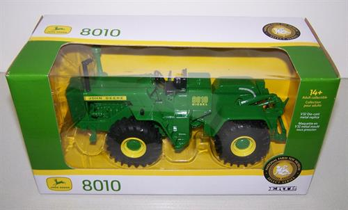 John Deere 8010 4WD (2018 - National Farm Toy Museum) - 1:32 - Ertl