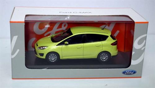 Ford C-Max, yellow - 1:43 - Ford (Minichamps)