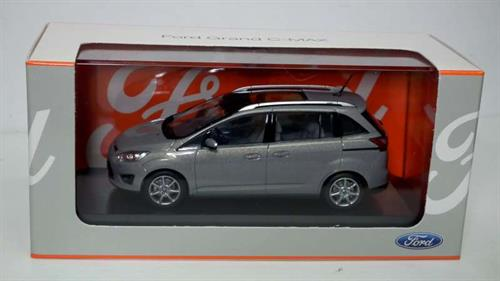Ford Grand C-Max (2010), grey - 1:43 - Ford (Minichamps)