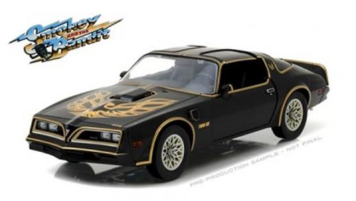 "1977 Pontiac Firebird Trans Am ""Smokey & Bandit I"" - 1:18 - Greenlight"