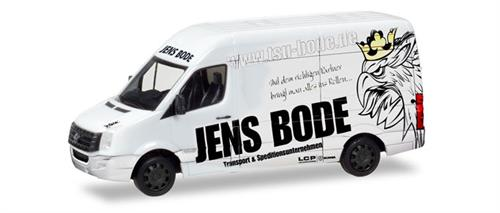 "VW Crafter box high roof ""TSU Bode"" - 1:87 / H0 - Herpa"