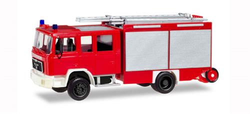 "MAN G 90 LF 16 fire truck ""Fire Department"" - 1:87 / H0 - Herpa"