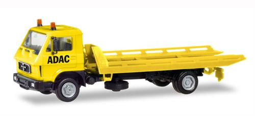 "MAN G 90 wrecker with platform""ADAC"" - 1:87 / H0 - Herpa"