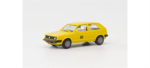 "VW Golf II ""Post"" - 1:87 / H0 - Herpa (Herpa Basic)"