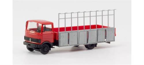 Mercedes-Benz LP 813 with cabin and glass - 1:87 / H0 - Herpa (Herpa Basic)