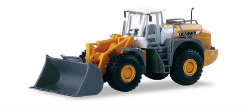 Liebherr L580 wheel loader - 1:87 / H0 - Herpa