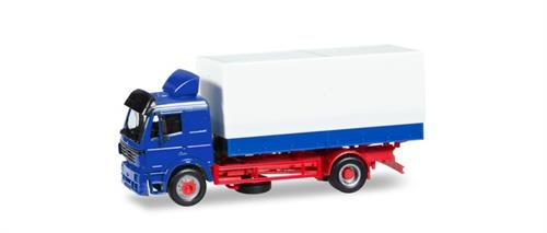 Mercedes-Benz SK canvas cover-LKW 2a, unprinted - 1:87 / H0 - Herpa