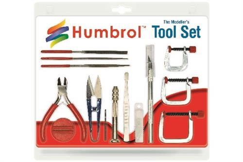The Modeller's Tool Set - Humbrol