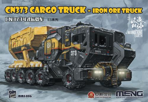 The Wandering Earth: CN373 Cargo Truck - Iron Ore Truck - 1:200 - Meng
