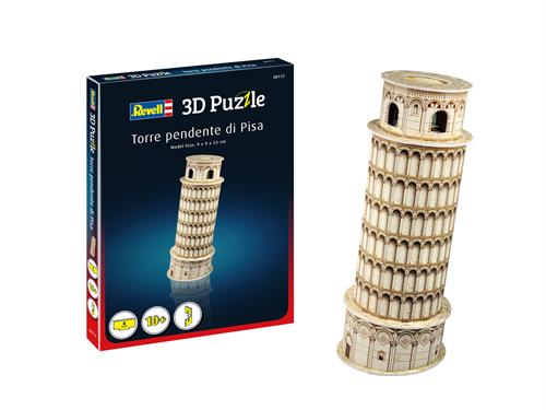 3D puzzle Leaning Tower of Pisa - Revell