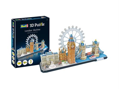 3D puzzle London Skyline - Revell