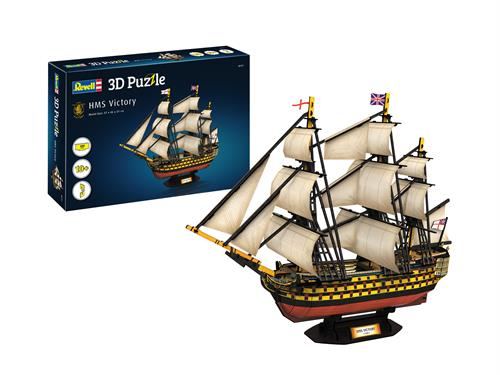3D puzzle HMS Victory - Revell