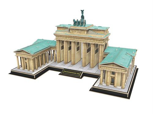 3D puzzle Brandenburger Tor - 30th Anniversary German Reunion - Revell