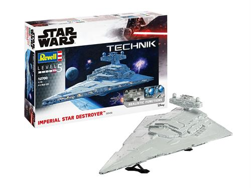 Imperial Star Destroyer - Technik - 1:2700 - Revell