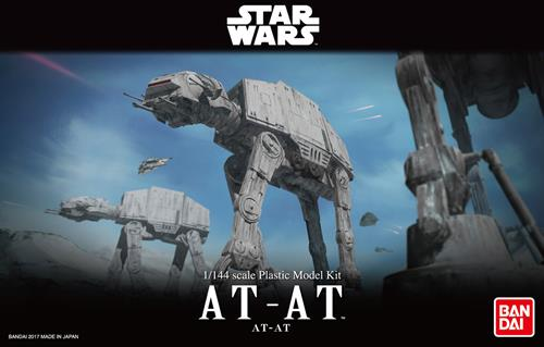 STAR WARS AT AT - 1:144 - Revell/BANDAI