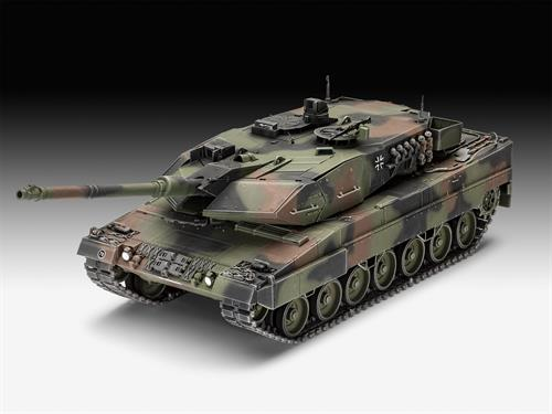 Leopard 2 A6/A6NL - 1:35 - Revell