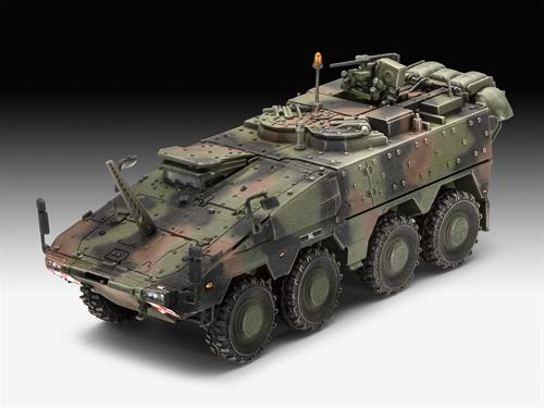 GTK Boxer Command Post NL - 1:72 - Revell