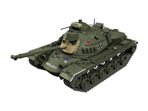 M48 A2CG - 1:35 - Revell