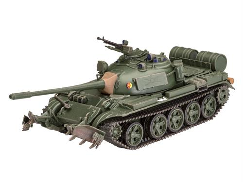 T-55A/AM with KMT-6/EMT-5 - 1:72 - Revell