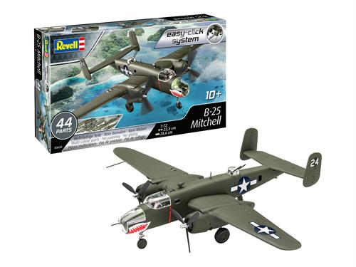 "B-25 Mitchell - 1:72 - ""easy-click system"" - Revell"
