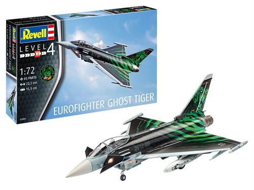 "Eurofighter ""Ghost Tiger"" - 1:72 - Revell"