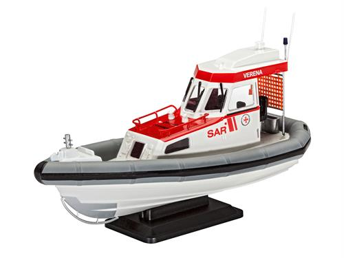 Search & Rescue Daughter-Boat VERENA - 1:72 - Revell