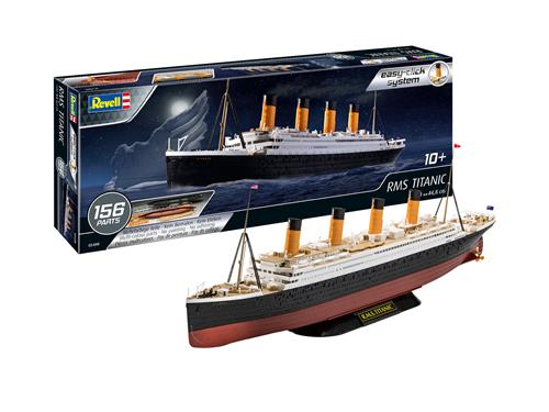 "RMS TITANIC - 1:600 - ""easy-click system"" - Revell"
