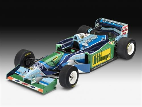 "Gift-Set 25th Anniversary ""Benetton Ford B194"" - 1:24 - Revell"