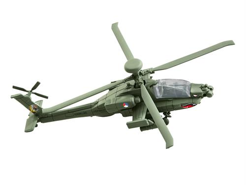 "AH-64 Apache - 1:100 - ""Build & Play"" - Revell"