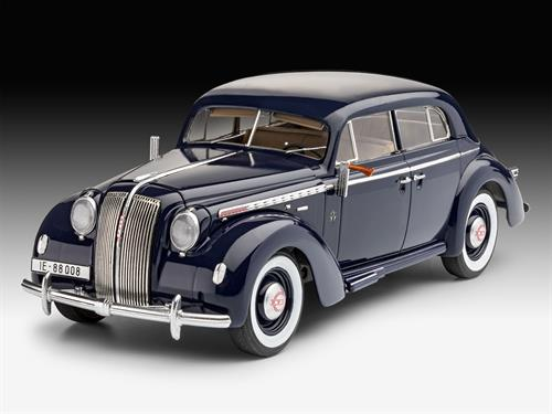 Luxury Class Car Admiral Saloon (Opel) - 1:24 - Revell