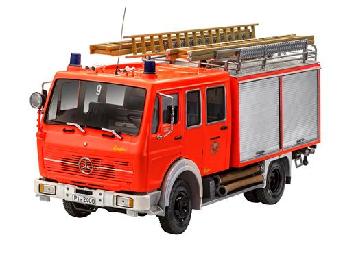 Mercedes-Benz 1017 LF 16 - LIMITED EDITION - 1:24 - Revell