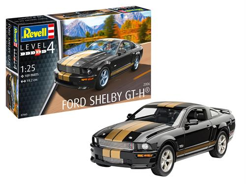 2006 Ford Shelby GT-H - 1:25 - Revell
