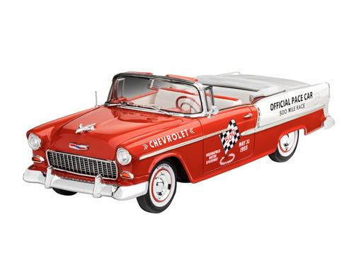 '55 Chevy Indy Pace Car - 1:25 - Revell