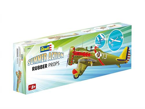 "Summer Action ""Rubber Props"", green - Summer Action - Revell"