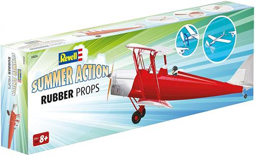 "Summer Action ""Rubber Props"", red - Summer Action - Revell"