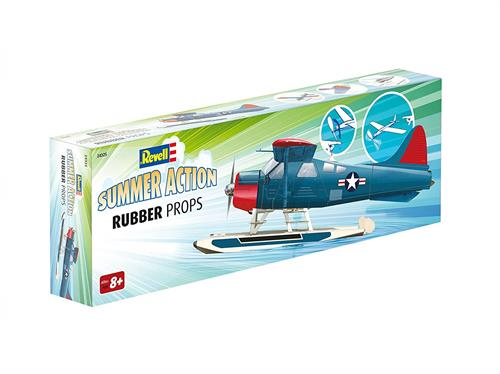 "Summer Action ""Rubber Props"", blue - Summer Action - Revell"