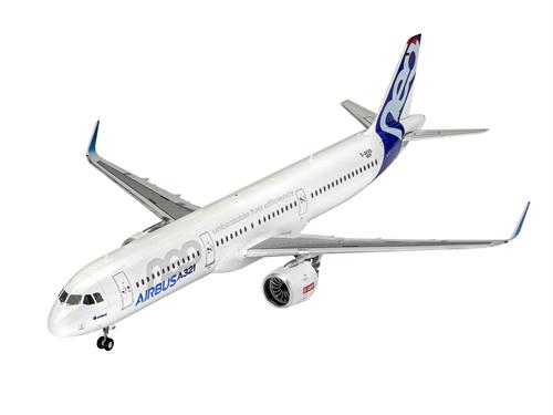 Airbus A321 Neo - 1:144 - Model-Set - Revell