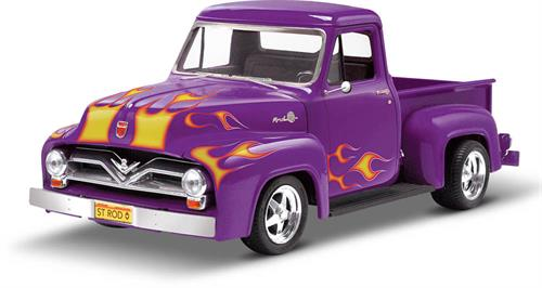 1955 Ford Pickup - 1:24 - Revell-Monogram